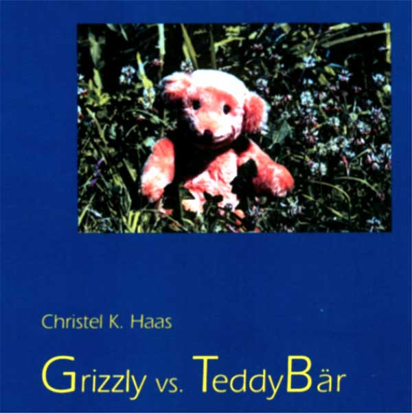 Cover Buch Grizzly vs. Teddybaer